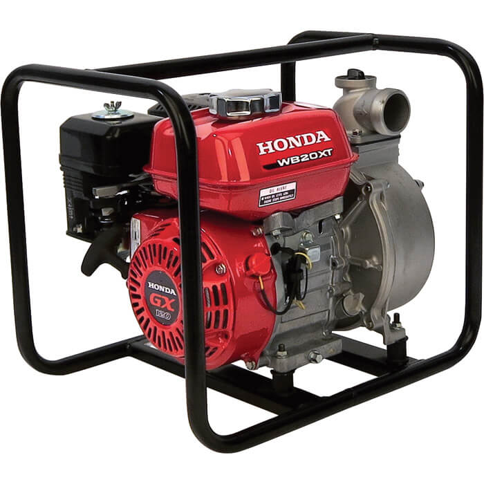 gx120-water-pump