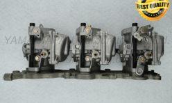 6K5-14301-1-2-3 6K5-14301123 Carburetor ASSY fit for YAMAHA 60HP Outboard Engine