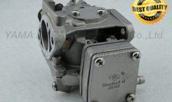 Outboard Carburetor Assy 6L5-14301-03 fit 2 Stroke 3HP YAMAHA Outboard Motors Engine