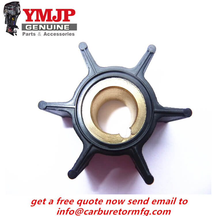 M8B M6B Outboard Engine Water Pump Impeller 3B2-65021-1 18-8920 For Tohatsu Nissan Fit Tohatsu 2-stroke M9.8B