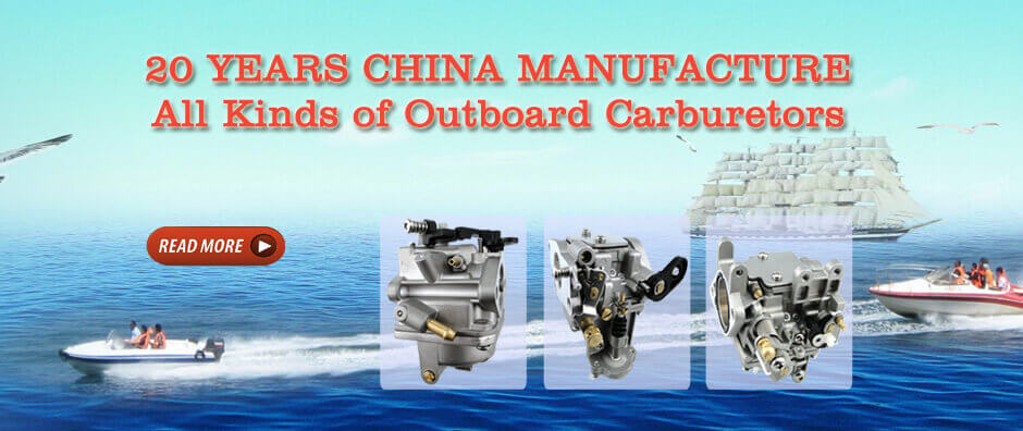 Marine Boats motor carburetor producer in China