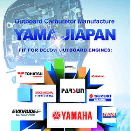Best China Marine Parts Outboard parts manufacture