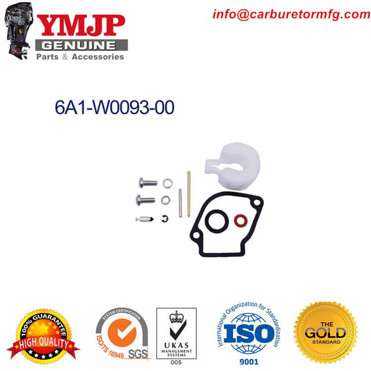 3F0-87122-1 2 Carburetor Repair Kit for Tohatsu Nissan 2.5 3.5HP Outboard Motor