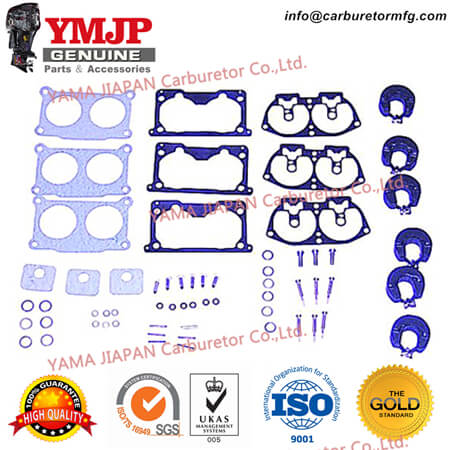 6K7-W0093-08-00 Carburetor Repair Kit fit YAMAHA