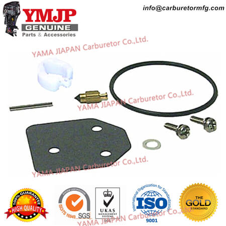 67D-W0093-01-00 18-7736 67DW0093-00-00 Carburetor Repair Kit fit for YAMAHA Outboard F4