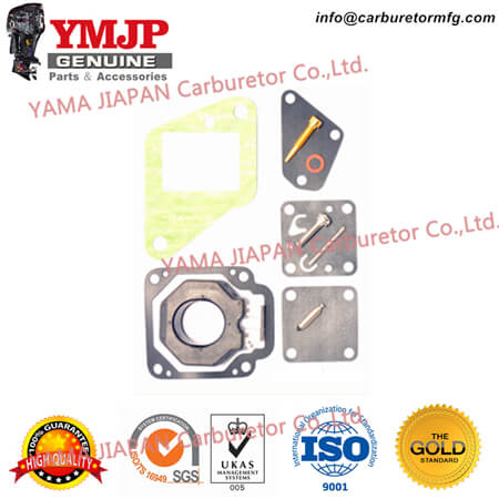 Carburetor Repair kits for YAMAHA Parsun 4 (97~) 2 Stroke
