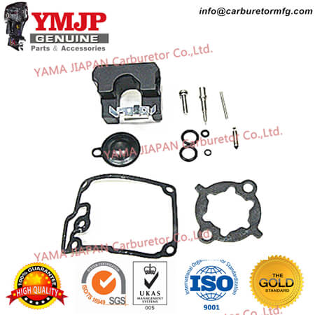 6G8-W0093-02-00 4-Stroke Carburetor Repair Kit fit for YAMAHA Outboard FT9.9